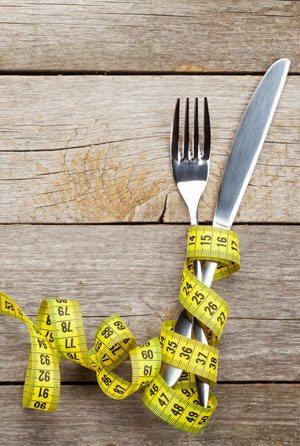 Nie potrzebujesz diet, bybyć szczupłym izdrowym