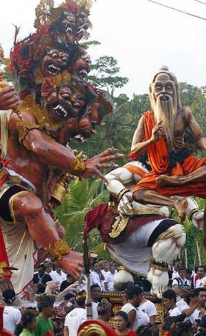 Balijski <b>Nowy Rok</b>
