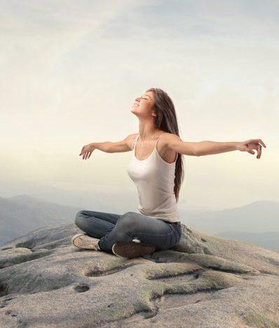 Podczas kursu medytacji dla początkujących: