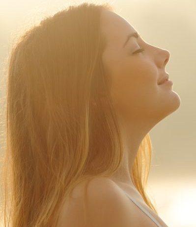 Dzięki regularnej medytacji: