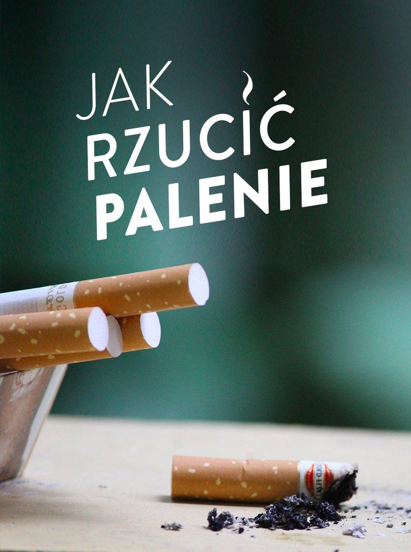 Kurs Jak rzucić palenie