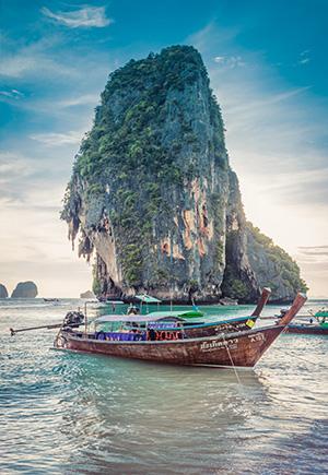 Dlaczego <b>Tajlandia?</b>