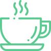 Zdrowy serwis kawowy