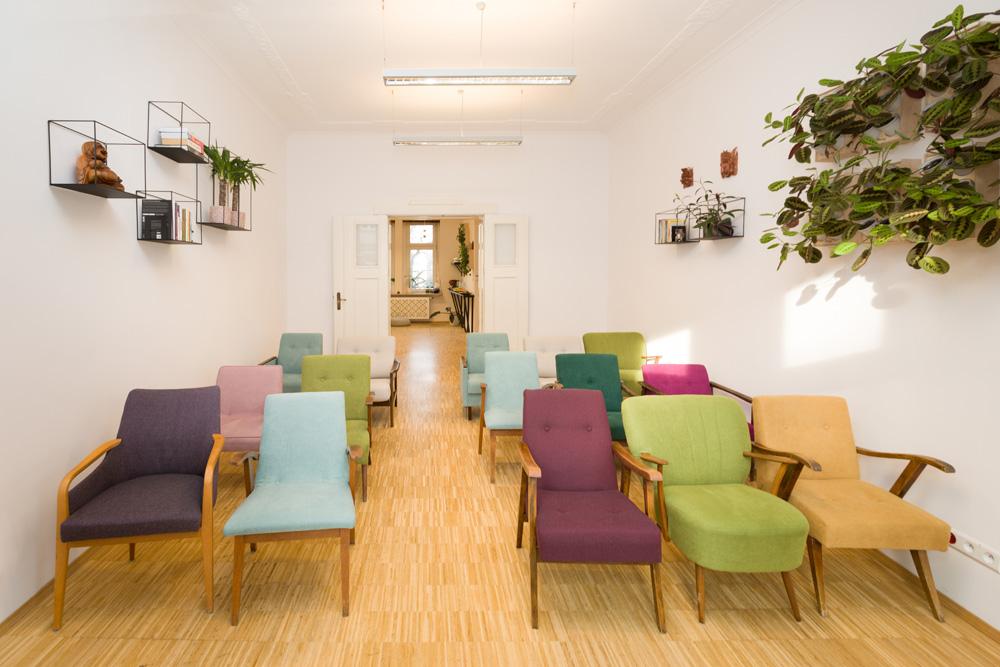 Sala szkoleniowa Poznań