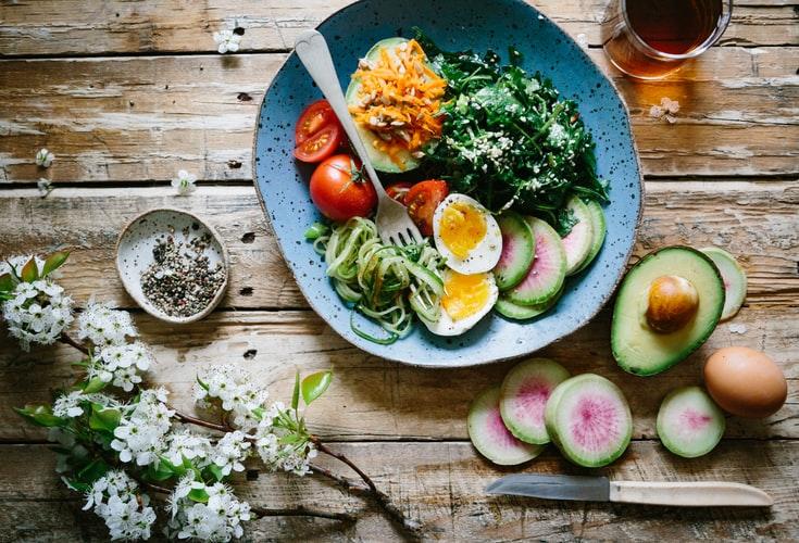 Zdrowo się odżywiać mimo stresu