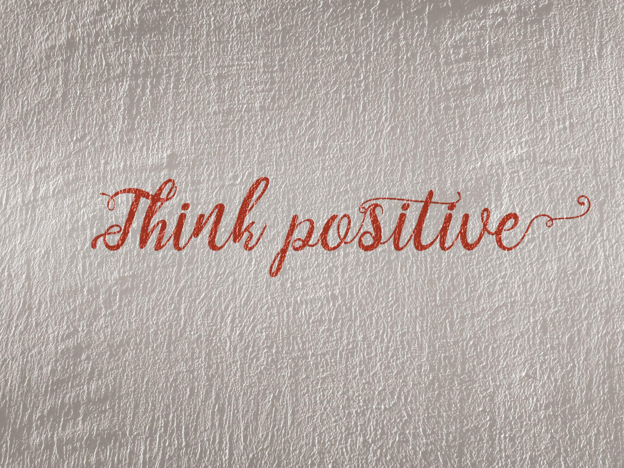 Jak włączyć pozytywne myślenie? 5 prostych kroków