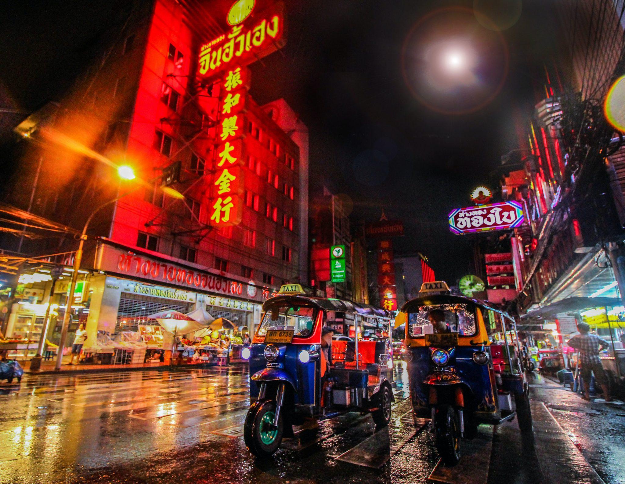 Wakacyjne miejsce zidealną pogodą - Tajlandia 1