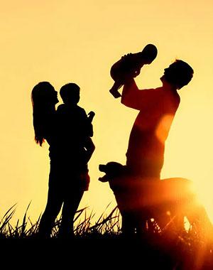 <b>Rodzicielstwo</b> jest jedną zbardziej wymagających prac naświecie