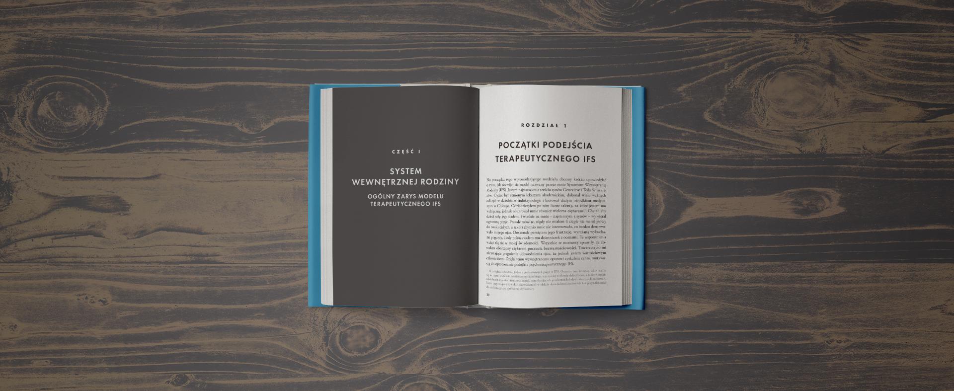 Terapia systemu wewnętrznej rodziny IFS - książka 3